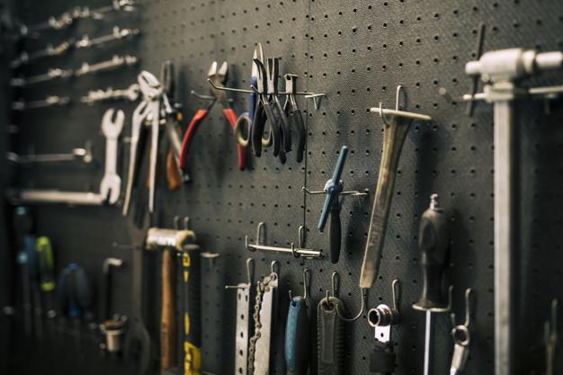 نحوه نگهداری از ابزارآلات برقی