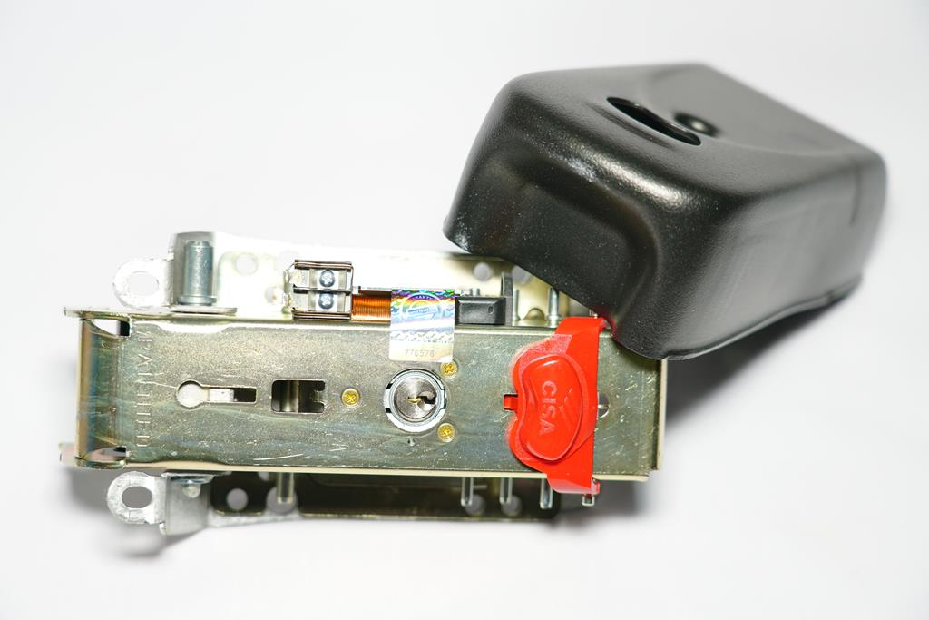 قفل برقی سیزا کلید معمولی