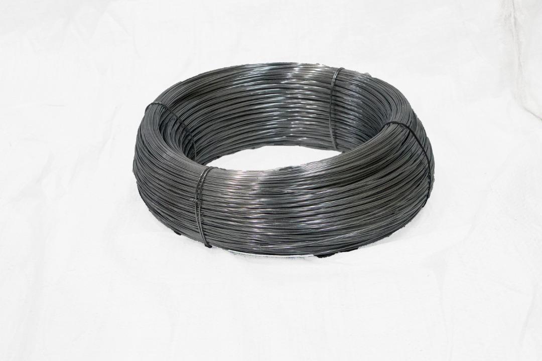 مفتول گالوانیزه گرم سیم رابیتس بندی ضخامت 1.2 میلی متر
